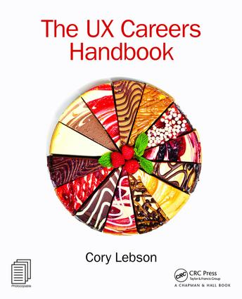 The UX Careers Handbook: 1st Edition (Paperback) book cover