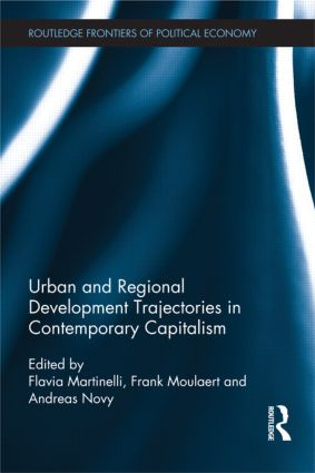 Urban and Regional Development Trajectories in Contemporary Capitalism book cover