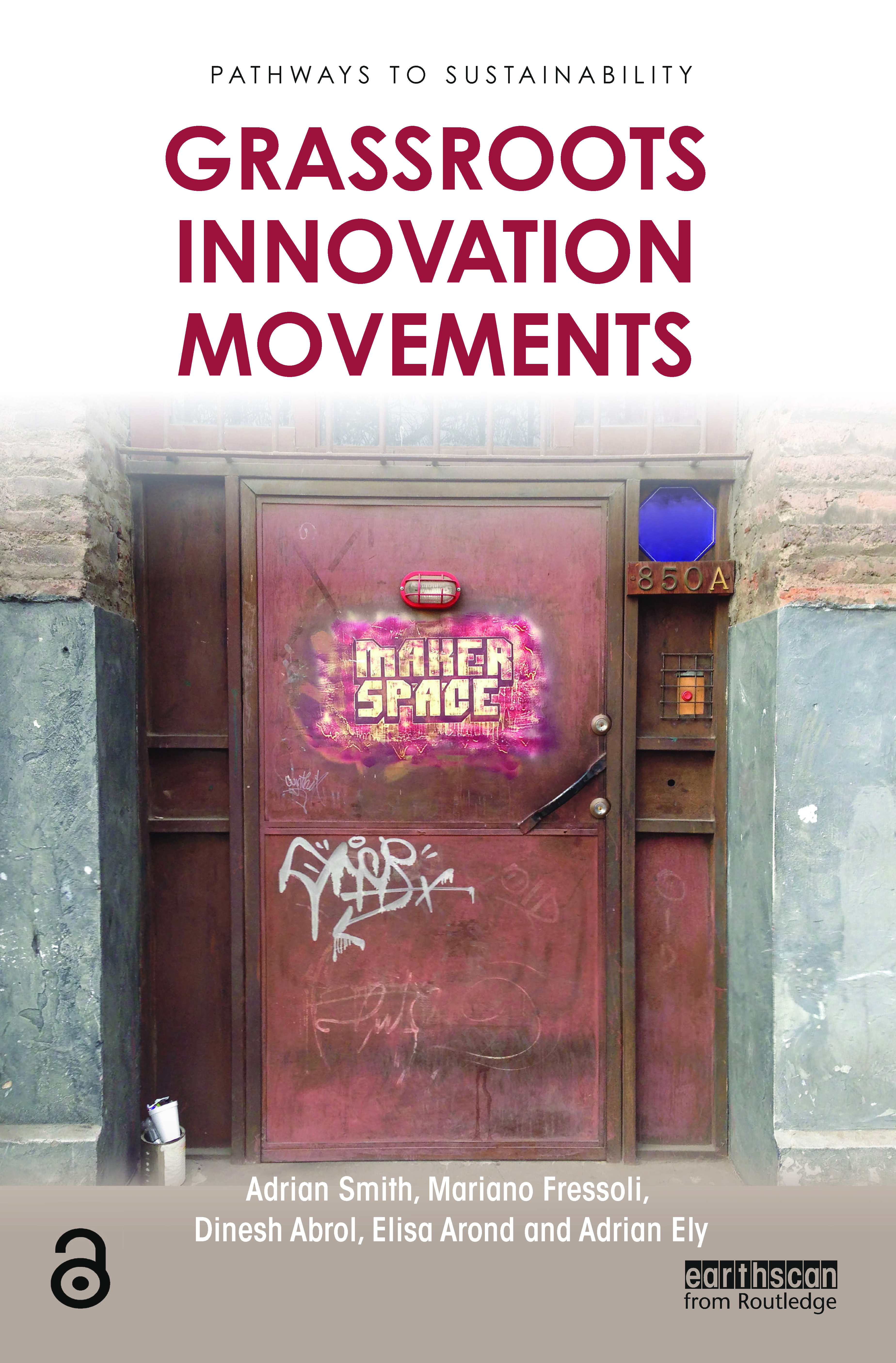 Grassroots Innovation Movements (Paperback) book cover