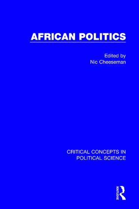 African Politics (4-vol. set) book cover