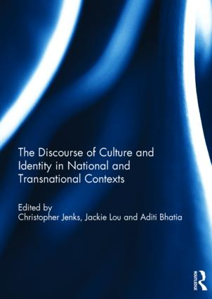 The Discourse of Culture and Identity in National and Transnational Contexts: 1st Edition (Hardback) book cover