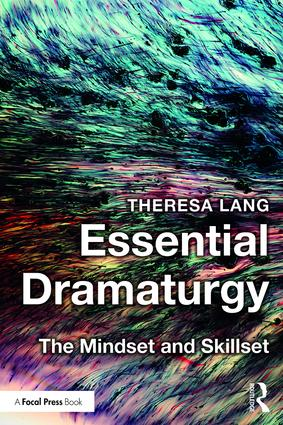 Essential Dramaturgy: The Mindset and Skillset book cover