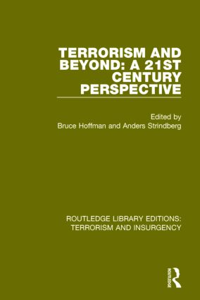 Terrorism and Beyond (RLE: Terrorism & Insurgency): The 21st Century, 1st Edition (Paperback) book cover