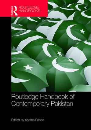 Routledge Handbook of Contemporary Pakistan (Hardback) book cover