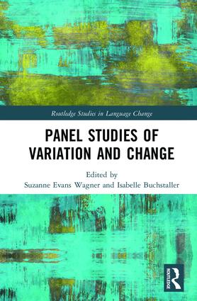 Panel Studies of Variation and Change