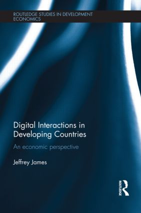 Digital Interactions in Developing Countries: An Economic Perspective book cover