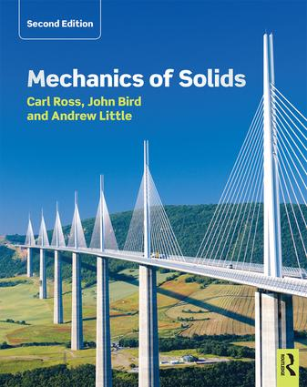 Mechanics of Solids, 2nd ed: 2nd Edition (Paperback) book cover