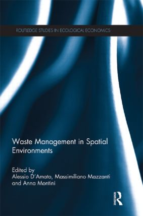 Waste Management in Spatial Environments book cover
