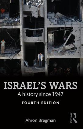 Israel's Wars: A History Since 1947 book cover