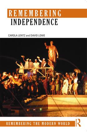 Remembering Independence: 1st Edition (Paperback) book cover