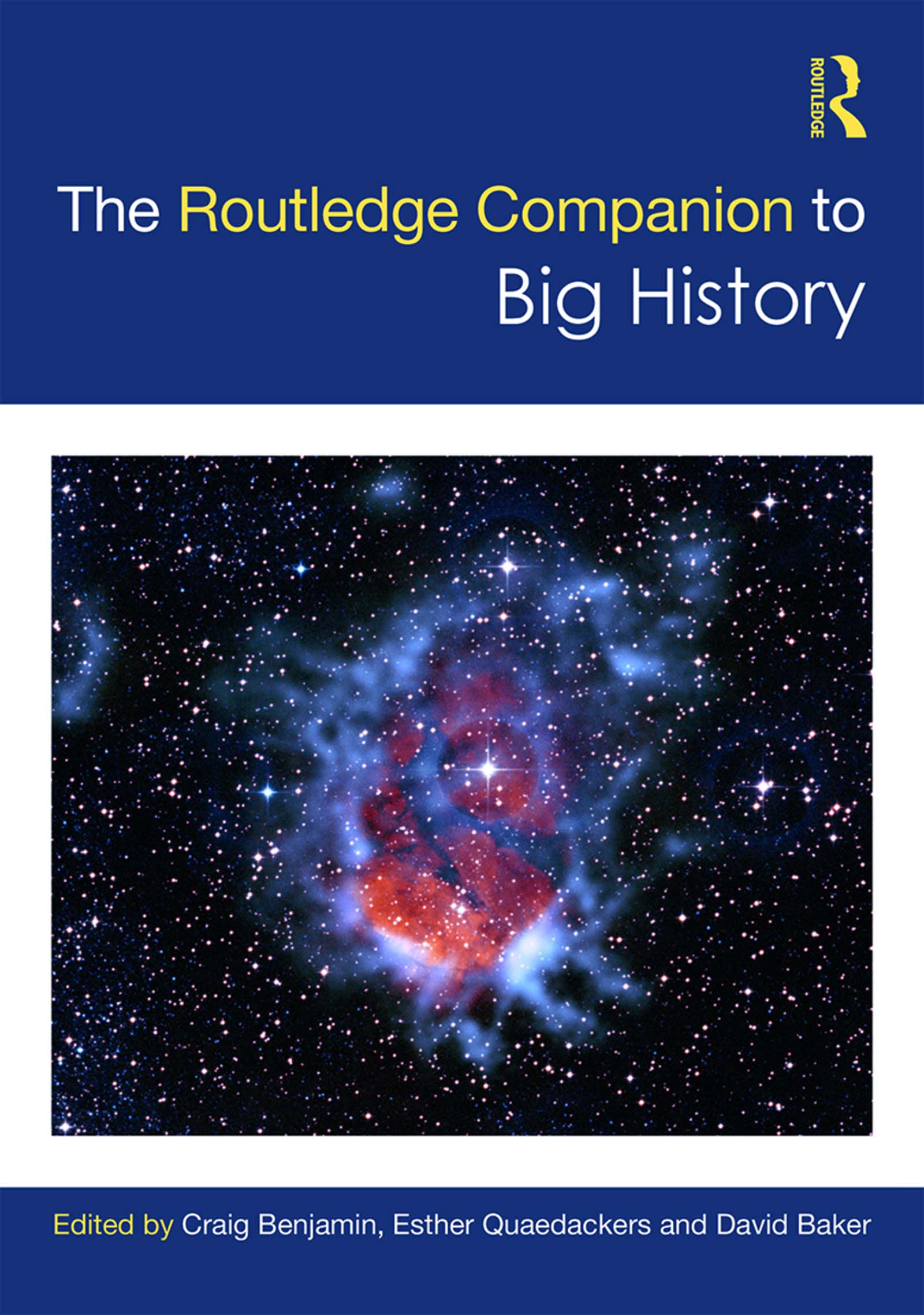 The Routledge Companion to Big History book cover