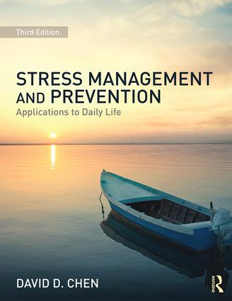 Stress Management and Prevention: Applications to Daily Life book cover
