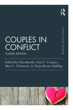Couples in Conflict: Classic Edition book cover