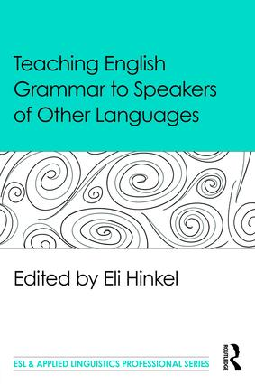 Teaching English Grammar to Speakers of Other Languages (Paperback) book cover