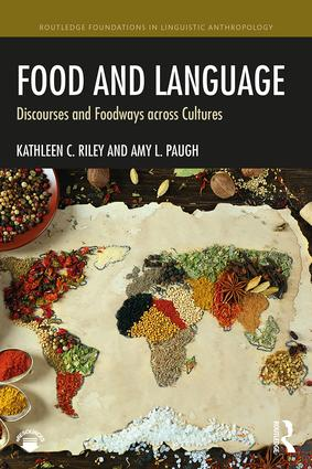 Food and Language: Discourses and Foodways across Cultures book cover