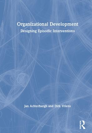 Organizational Development: Designing Episodic Interventions, 1st Edition (Hardback) book cover