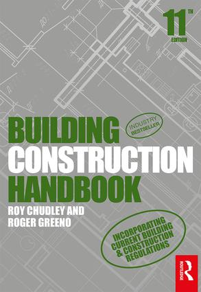 Building Construction Handbook book cover