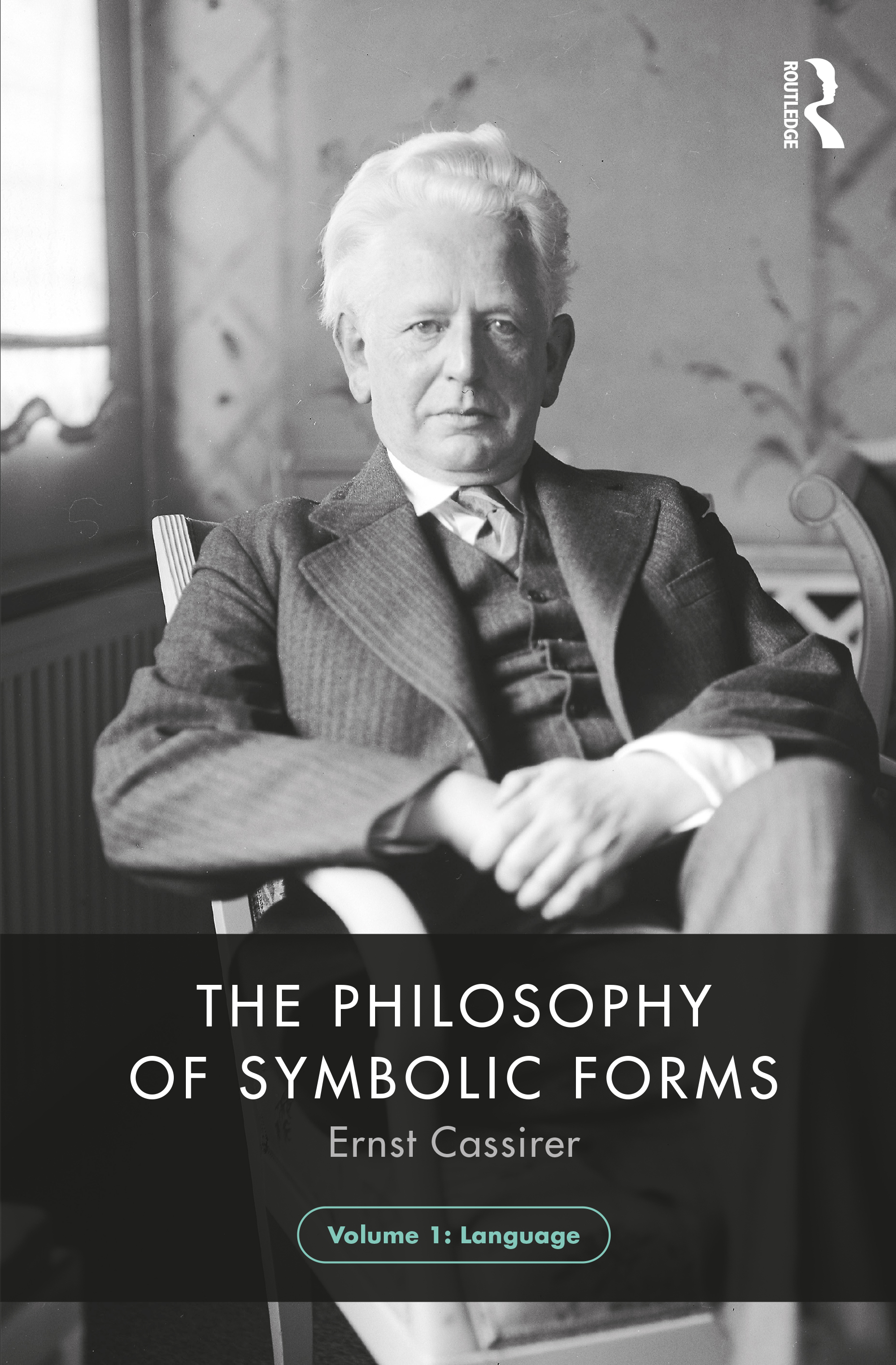 The Philosophy of Symbolic Forms, Volume 1: Language book cover