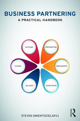 Business Partnering: A Practical Handbook, 1st Edition (Paperback) book cover