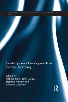 Contemporary Developments in Games Teaching: 1st Edition (e-Book) book cover
