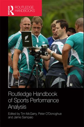 Routledge Handbook of Sports Performance Analysis book cover