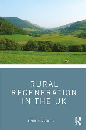 Rural Regeneration in the UK book cover