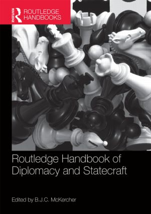Routledge Handbook of Diplomacy and Statecraft: 1st Edition (e-Book) book cover