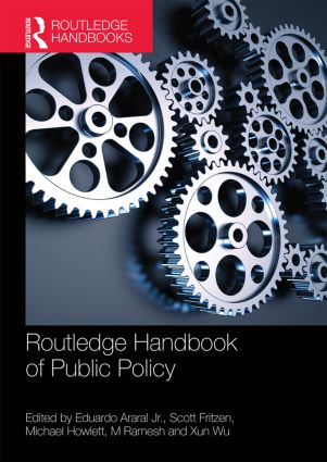 Routledge Handbook of Public Policy (e-Book) book cover