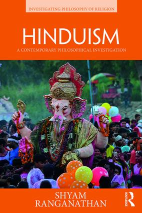 Hinduism: A Contemporary Philosophical Investigation (Paperback) book cover