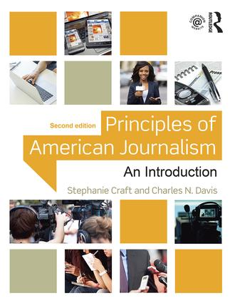 Principles of American Journalism: An Introduction, 2nd Edition (Paperback) book cover