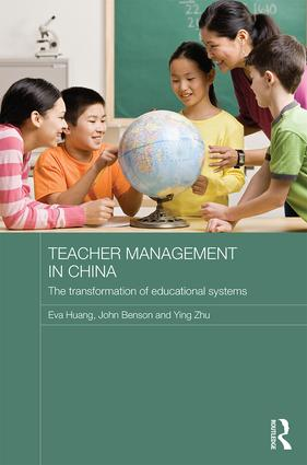 Teacher Management in China: The Transformation of Educational Systems book cover