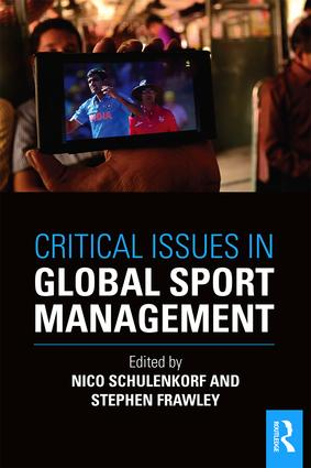 Critical Issues in Global Sport Management (Paperback) book cover