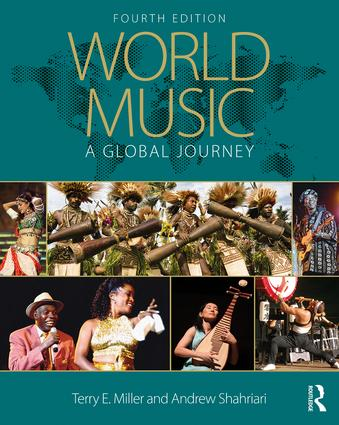 World Music: A Global Journey, Package with CDs book cover