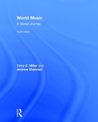 World Music: A Global Journey: 4th Edition (Pack - Book and CD) book cover