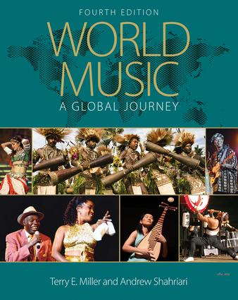 World Music: A Global Journey: 4th Edition (Paperback) book cover