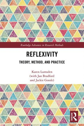 Reflexivity: Theory, Method, and Practice book cover
