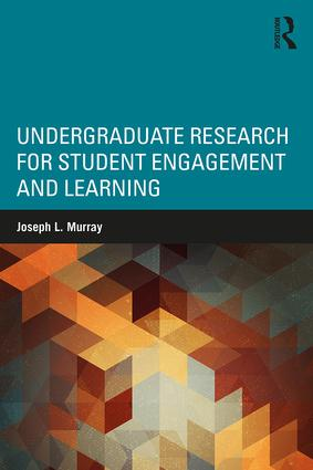 Undergraduate Research for Student Engagement and Learning book cover