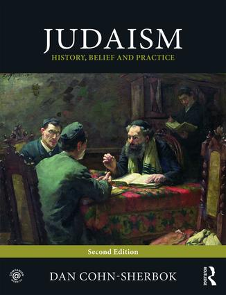 Judaism: History, Belief and Practice, 2nd Edition (Paperback) book cover