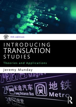 Introducing Translation Studies: Theories and Applications, 4th Edition (Paperback) book cover