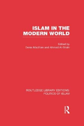 Islam in the Modern World: 1st Edition (Paperback) book cover