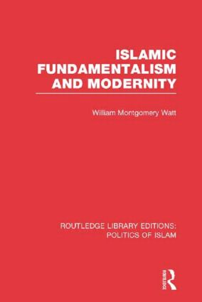 Islamic Fundamentalism and Modernity book cover