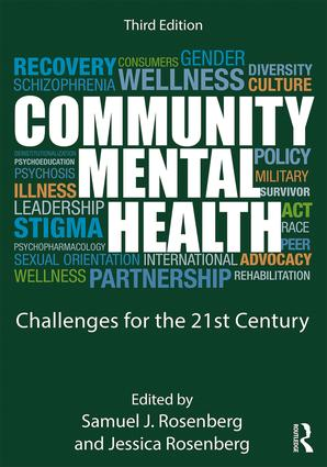 Community Mental Health: Challenges for the 21st Century book cover