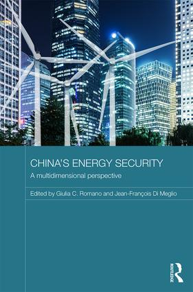 China's Energy Security: A Multidimensional Perspective (Hardback) book cover