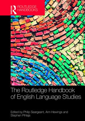 The Routledge Handbook of English Language Studies (Hardback) book cover