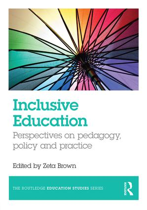 Inclusive Education: Perspectives on pedagogy, policy and practice book cover