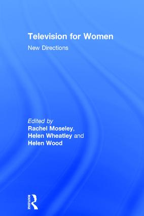 Television for Women: New Directions, 1st Edition (Hardback) book cover