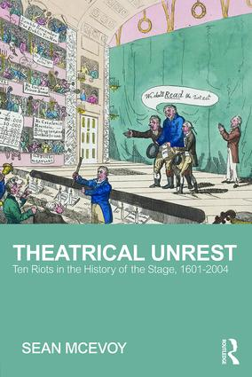Theatrical Unrest (Paperback) book cover