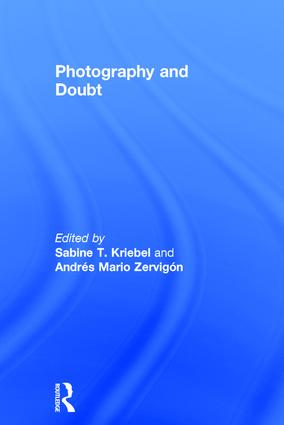 Photography and Doubt: 1st Edition (Hardback) book cover