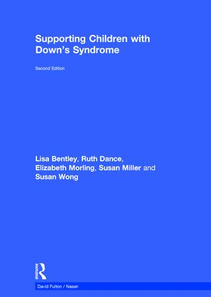 Supporting Children with Down's Syndrome book cover