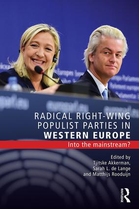 Radical Right-Wing Populist Parties in Western Europe